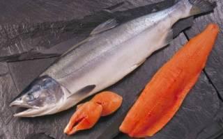 Солёная чавыча — рыбные рецепты