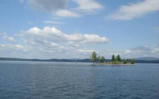 Нязепетровское водохранилище — место для рыбака