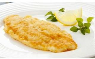 Окунь в кляре — рыбные рецепты
