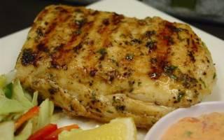 Стерлядь-гриль в лимонном маринаде — рыбные рецепты