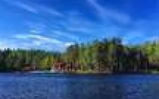 Курорт «Коркинское озеро» — платные водоемы
