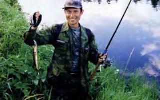 Двиница — место для рыбака