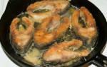 Карп, жареный с луком — рыбные рецепты