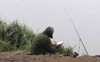 Скнига — место для рыбака
