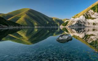 Озеро Гехи-Ам — место для рыбака