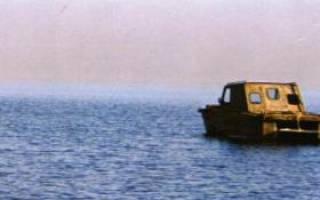 Сергозеро — место для рыбака