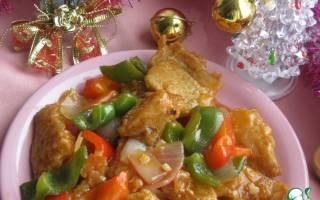 Окунь в татарском соусе — рыбные рецепты