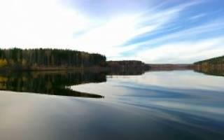 Долгобродское водохранилище — место для рыбака