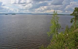 Исетское озеро — место для рыбака