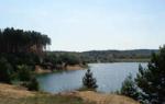 Озеро Андреевское — место для рыбака