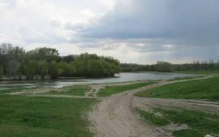 Мирошиха — место для рыбака