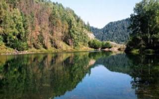 Ульжай озеро — место для рыбака