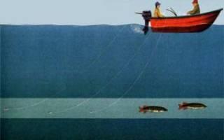 Озеро Сандал — место для рыбака