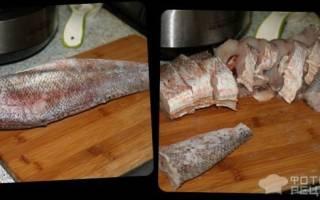Треска розовая — рыбные рецепты
