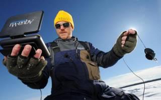 Выбираем подводную видео камеру для зимней рыбалки
