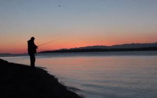 Урукуль озеро — место для рыбака