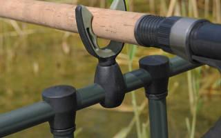 Разновидности подставок для рыболовных удочек