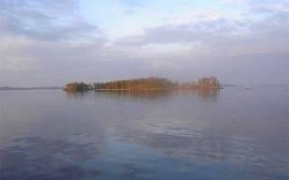 Пялозеро — место для рыбака