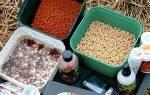 Тонкости осенней прикормки для плотвы, приготовленной своими руками