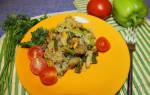 Рыбная паэлья с курицей — рыбные рецепты