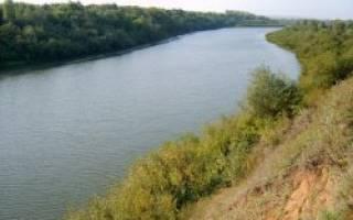 Ик (Башкортостан и Татарстан) — место для рыбака