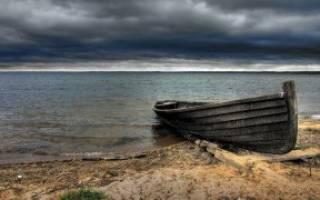 Лёкшмозеро — место для рыбака