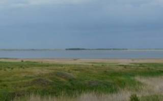 Мышайкуль озеро — место для рыбака
