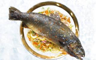Жареный голец — рыбные рецепты