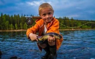 Калининское водохранилище — место для рыбака