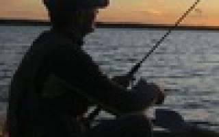 Рыбалка на Селигере с Игорем Коняшкиным