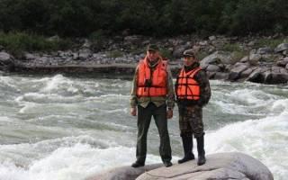 Хамсара — место для рыбака