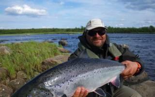 Йоканьга — место для рыбака