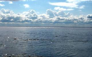 Кулундинское озеро — место для рыбака