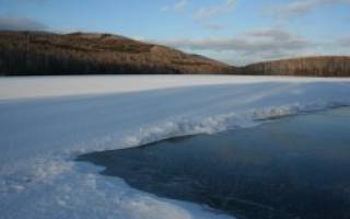 Карабалык озеро — место для рыбака