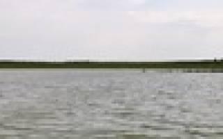 Шайтан-озеро (Омская область) — место для рыбака