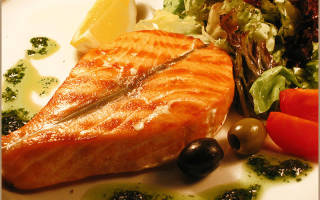 Сёмга по-норвежски — рыбные рецепты