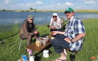Большой Кумак — место для рыбака
