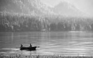 Тёплое озеро (Еврейская АО) — место для рыбака