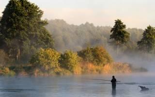 Рыбалка в Карелии с Ричардом Гараниным