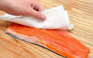 Голец, запечённый в духовке — рыбные рецепты