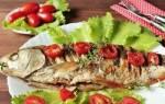 Язь по-домашнему — рыбные рецепты