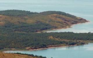 Лысый Лиман озеро — место для рыбака