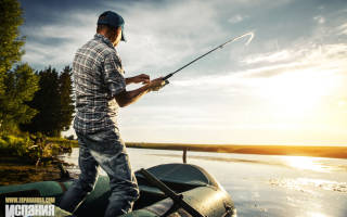Бескес — место для рыбака