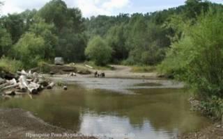 Журавлёвка — место для рыбака