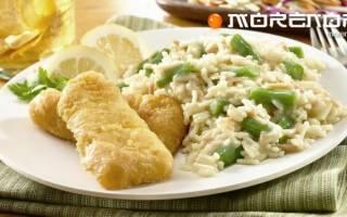 Форель в кляре — рыбные рецепты