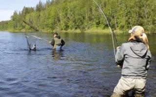 Все о рыбалке в Карелии