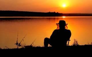 Иска — место для рыбака
