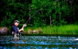 Озеро Огублянка — место для рыбака