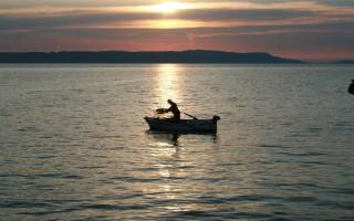 Чарыш — место для рыбака