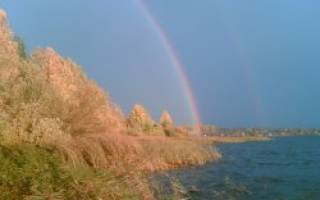 Нытвенский пруд — место для рыбака